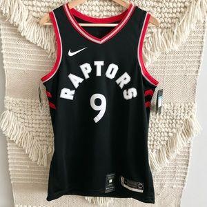 NBA Toronto Raptors Basketball Ibaka Jersey
